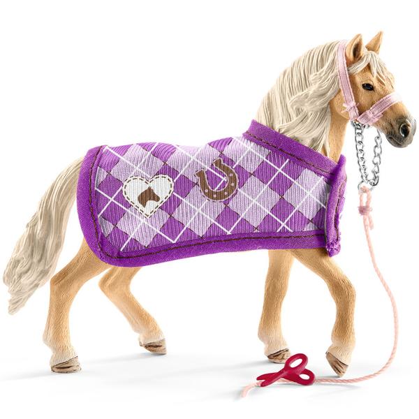 Horse Club - Création de mode de Sofia avec cheval