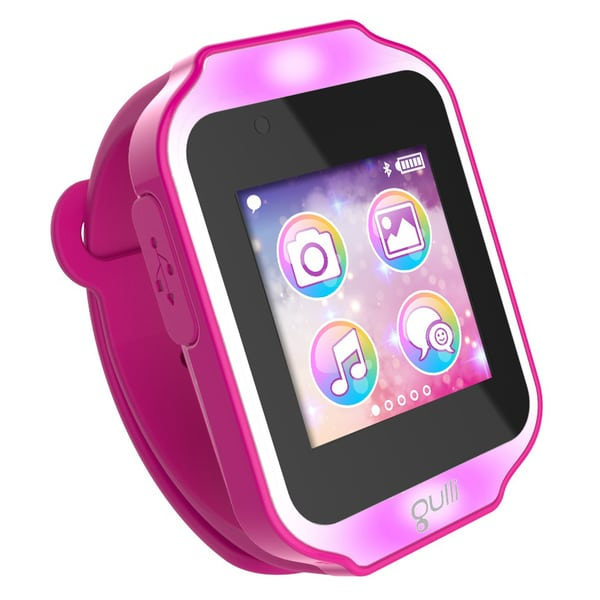 Montre Gulli interactive rose