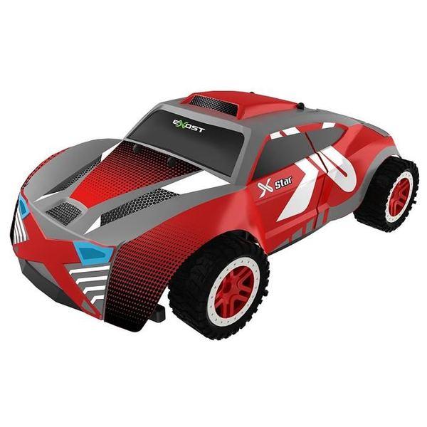 voiture radiocommandée star exost silverlit : king jouet, voitures