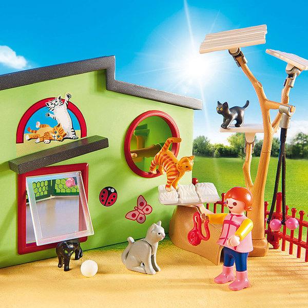 9276 - Maisonnette des chats Playmobil City Life