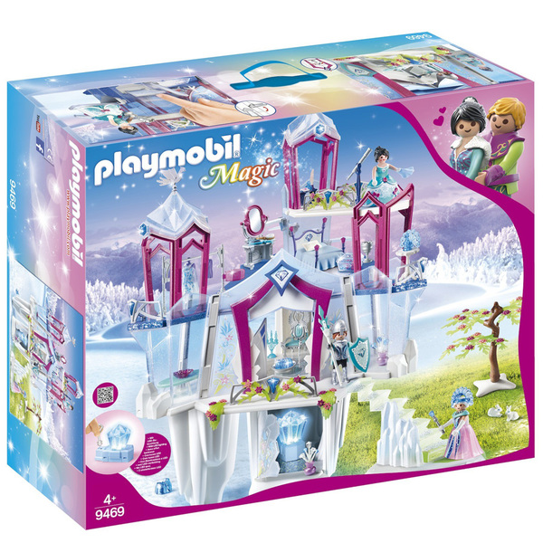 9469-Palais de Cristal Playmobil Magic