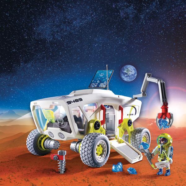 9489-Véhicule de reconnaissance spatiale Playmobil Space