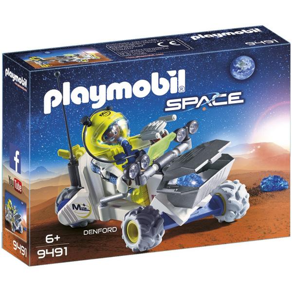 9491 - Spationaute véhicule d'exploration Playmobil Space
