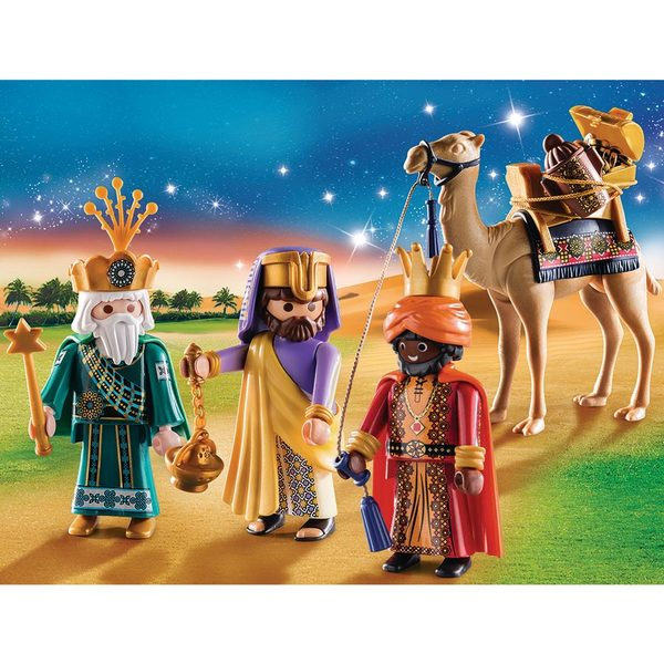 9497 - Playmobil Christmas - Rois Mages