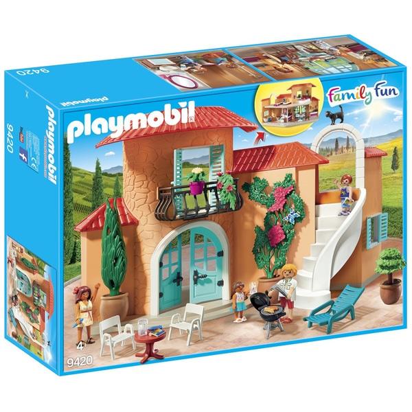 9420-Villa de vacances Playmobil family Fun