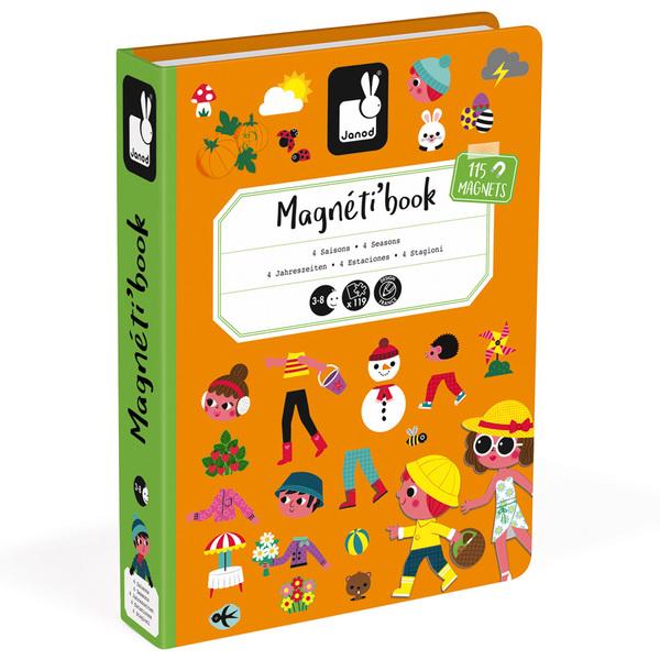 Magnéti'book 4 saisons