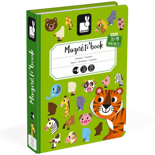 Magnéti'book animaux