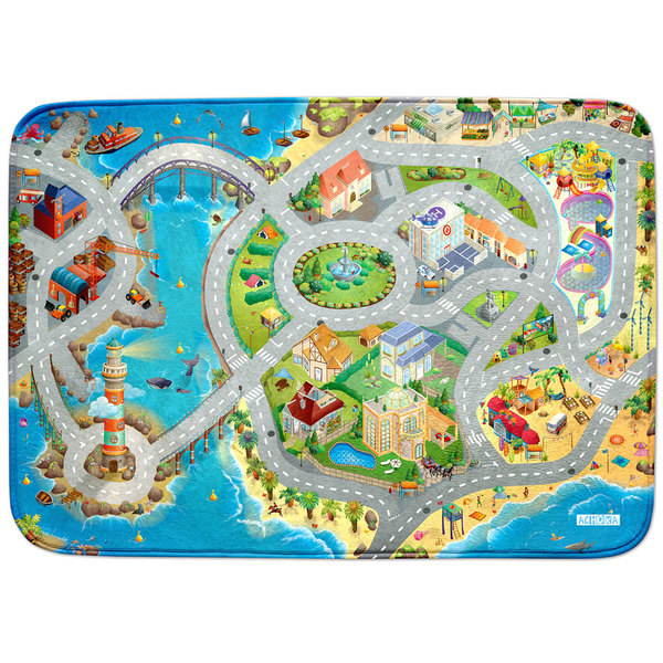 Tapis pour voitures ultra soft