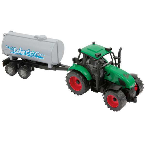 Tracteur avec outil de la ferme
