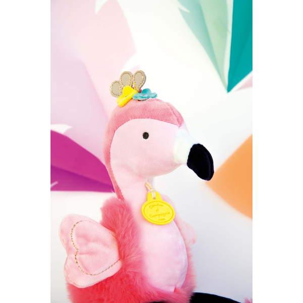 Doudou Pantin Flamant Rose - Pantin 55 cm