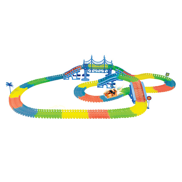 Circuit Et Pack Circuits JouetGarages Glow SuperstarKing Racer W9IebEHYD2