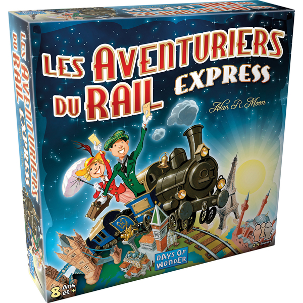 Les Aventuriers du Rail Express