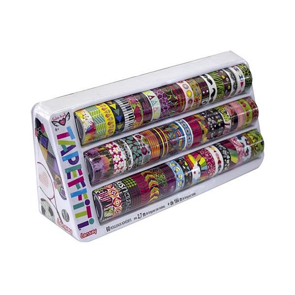 Pack de 60 Tapefitti