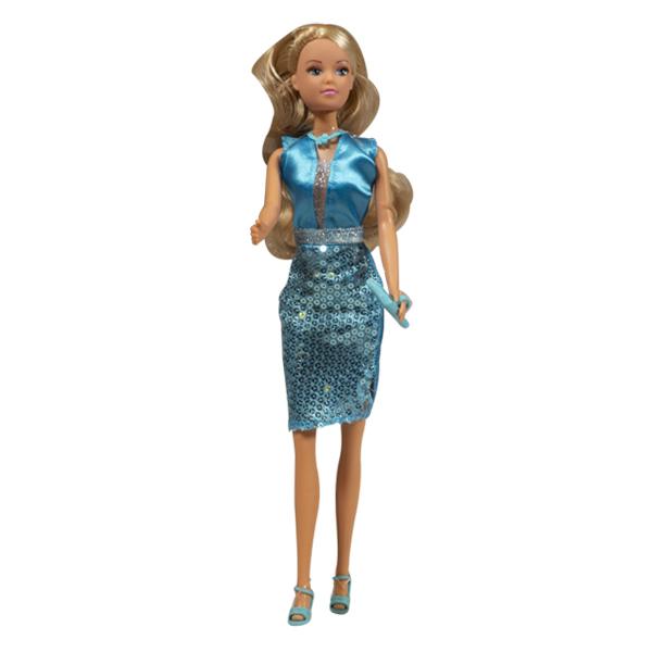Poupée Lolly robe sequins