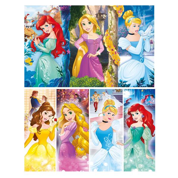 Puzzle 2 x 20 pièces Assortiment Disney
