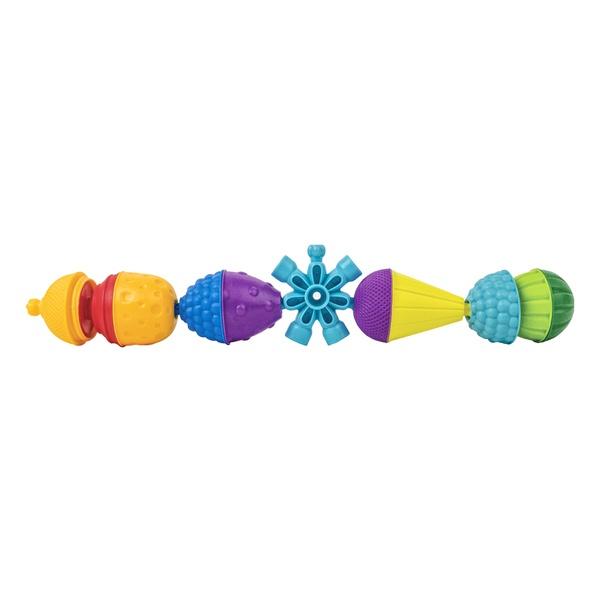 Perles éducatives et accessoires - 36 pièces