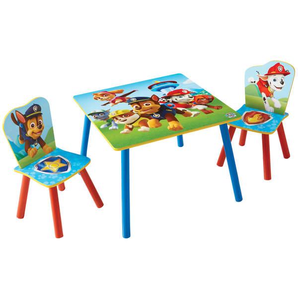 Table avec 2 chaises Pat