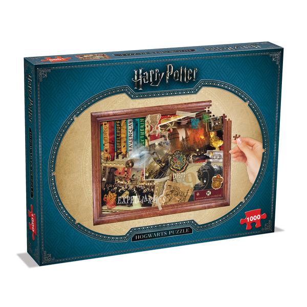 Puzzle 1000 pièces Harry Potter