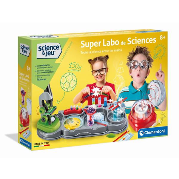 Super labo de sciences