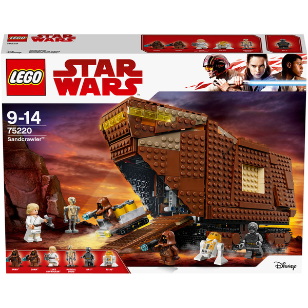 75220 - LEGO® Star Wars Sandcrawler™