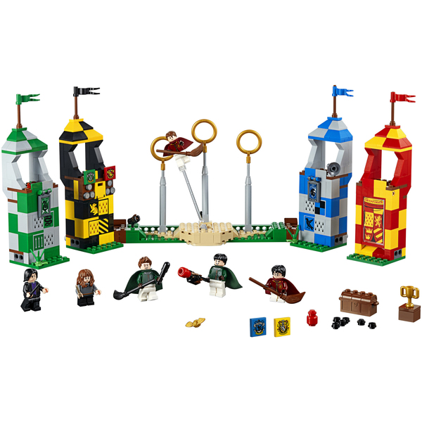 75956 - LEGO® Harry Potter Match de Quidditch