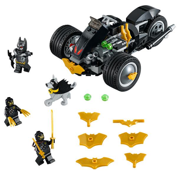 Super 76110 Heroes Lego® Des Dc Hiboux Attaque zLSGqUVMp