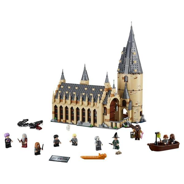75954 Salle Poudlard Lego® De Grande roWxdCeB