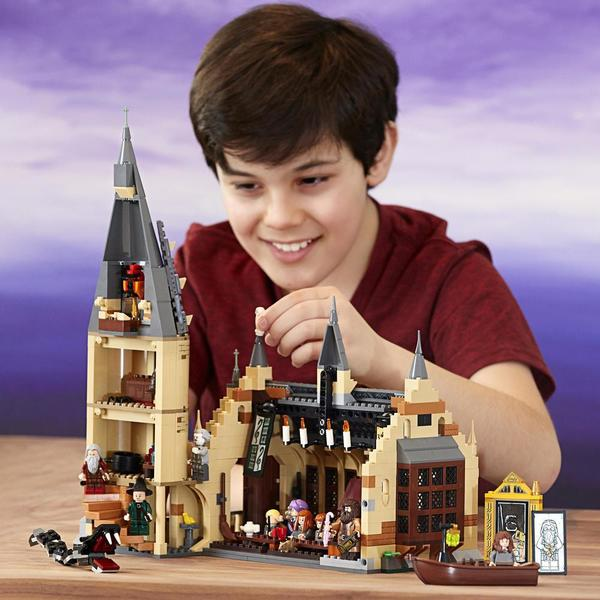 Grande Lego® De Poudlard Salle 75954 IWEH92D