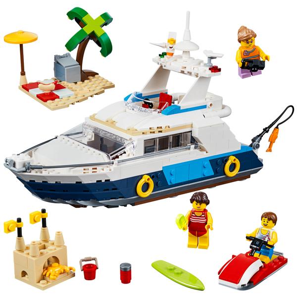 31083 - LEGO® CREATOR - Les aventures en croisière