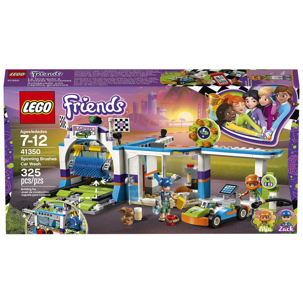 41350 - LEGO® Friends La station de lavage auto