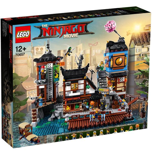 Quais Ninjago® Les De Ninjago Lego® H2eibd9ywe Ville 70657 Legoking La HIWED92