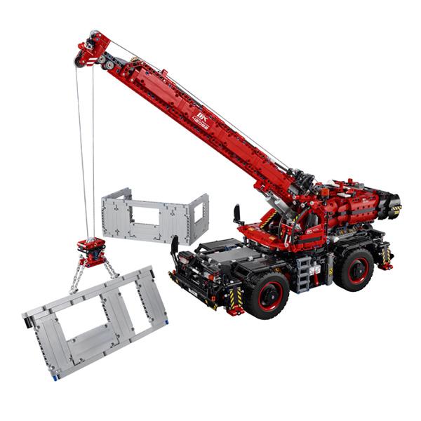 42082 - LEGO® Technic Grue tout-terrain