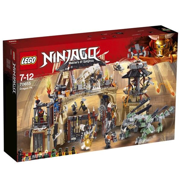 70655 lego ninjago la tani re du dragon lego king jouet lego briques et blocs lego - Ninjago dragon d or ...