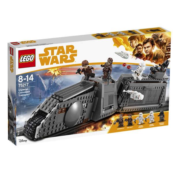 75217-LEGO® Star Wars™ Transport Impérial Conveyex