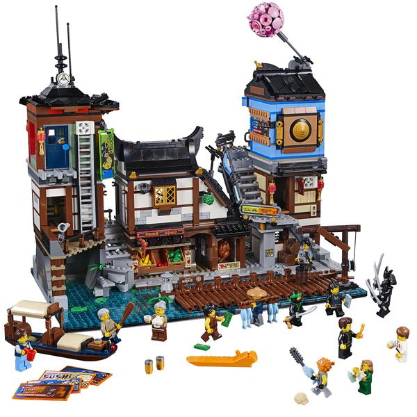 70652 lego ninjago le dragon stormbringer lego king jouet lego briques et blocs lego - Ninjago dragon d or ...