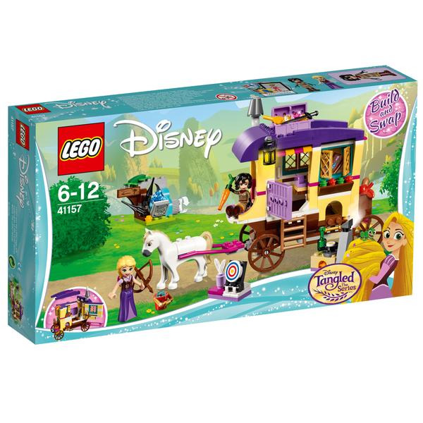 41157 - LEGO® Disney Princesses - Caravane de Raiponce