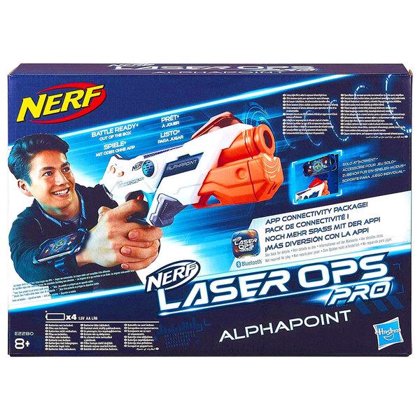 Pistolet Nerf Laser OPS Alphapoint