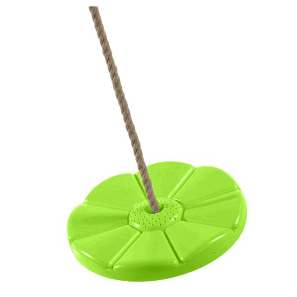 si ge balan oire disque vert axi king jouet portiques balan oires et toboggans axi sport. Black Bedroom Furniture Sets. Home Design Ideas
