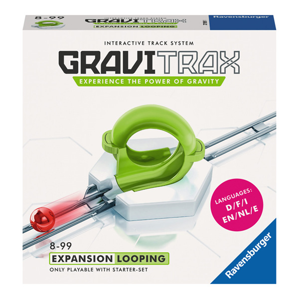 Gravitrax extension looping