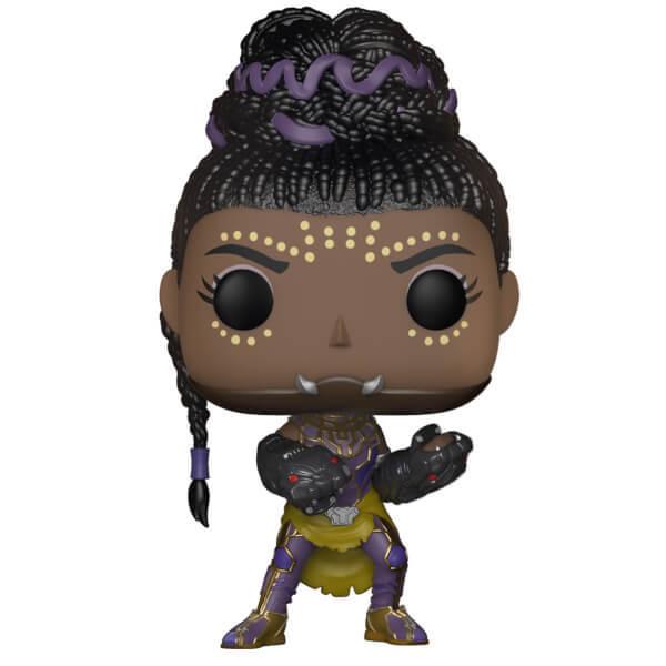 Figurine Black Panther Shuri 276 Avengers Funko Pop