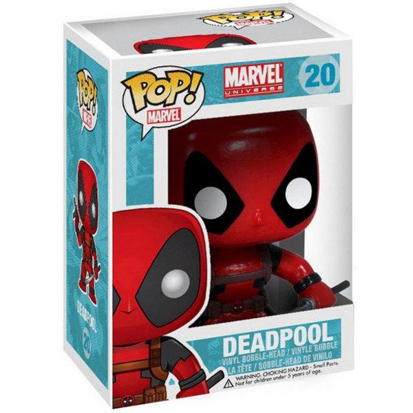 Funko Pop-Figurine Marvel Deadpool