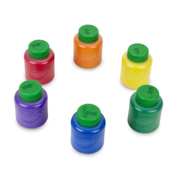 6 pots de peinture parfumée