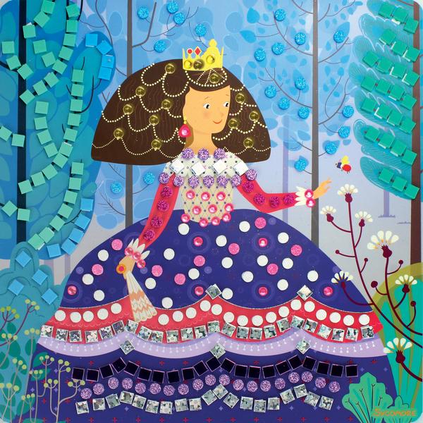 Mosaïques princesses