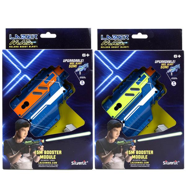 jeu Laser Game -  Lazer M.A.D - Super Blaster Kit