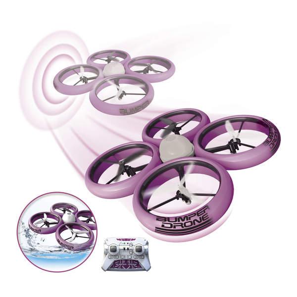 Bumper Drone télécommandé