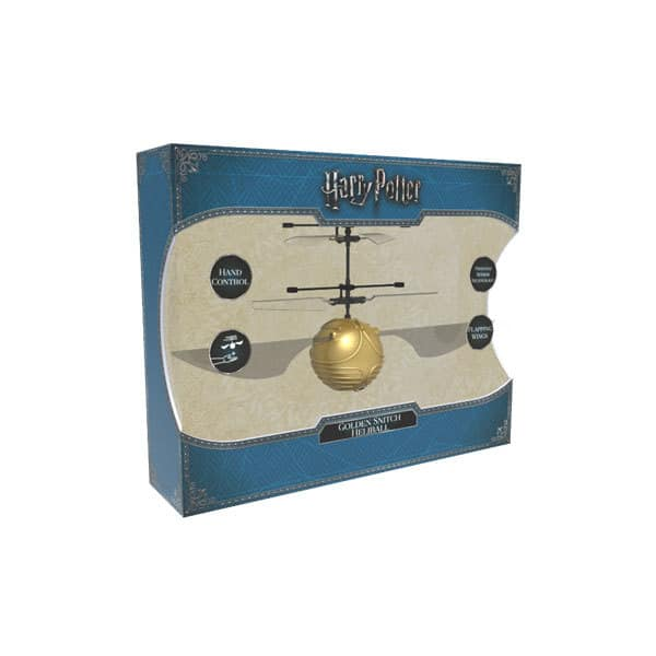 Heliball Harry Potter - Vif D