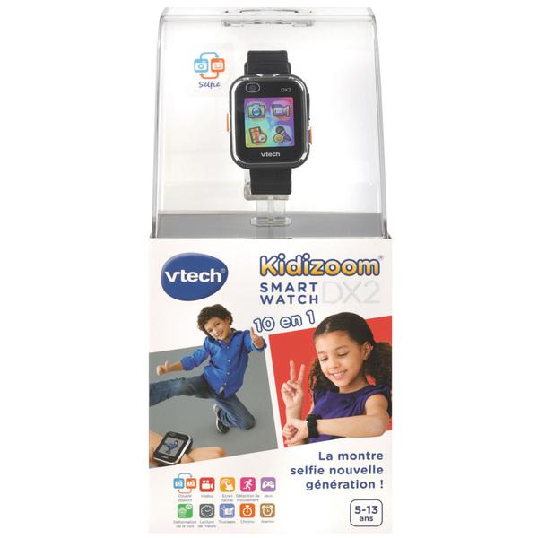 Montre Kidizoom Smartwatch Connect DX2 noire