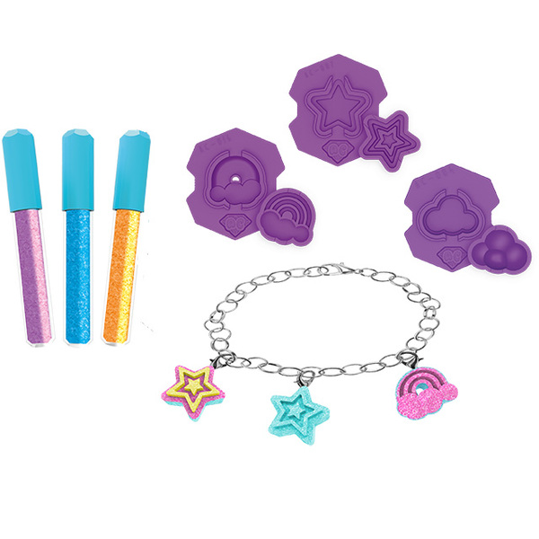 Magic Aqua Crystals - Pack Recharge Bracelet Charms