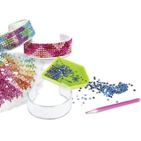 Kit créatif bijoux à diamanter