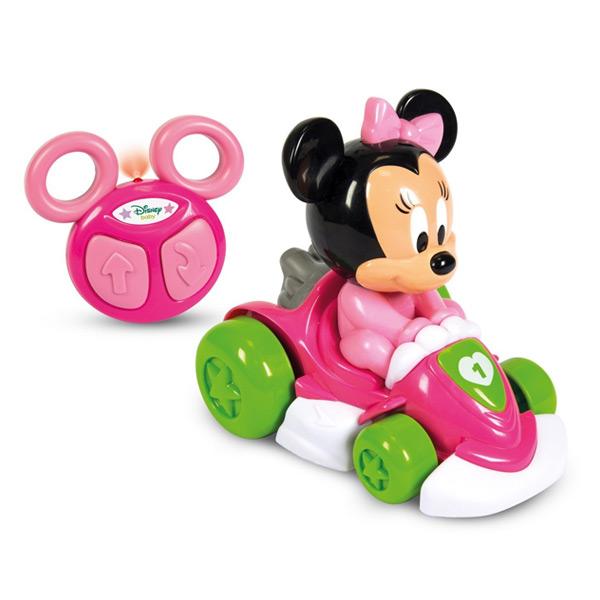 Voiture Radiocommandée Baby Minnie